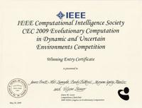 2009 IEEE CEC competition winner @ecidue