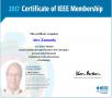 2017 IEEE Zamuda Senior Member