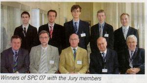 IEEE SPC 2007 winners
